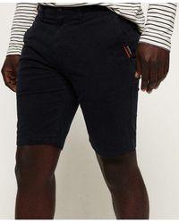 Superdry Chino Shorts - Blue