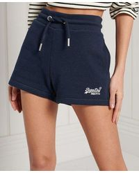 Superdry - Orange Label Classic Jersey Shorts - Lyst