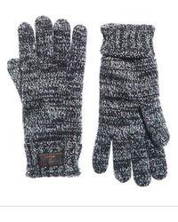 Superdry Stockholm Gloves - Black