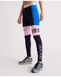 Superdry - Sport Sprint Legging - Lyst
