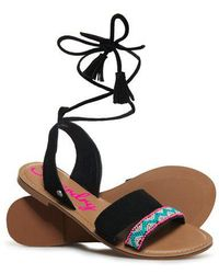 Superdry - Talaia Sandals - Lyst