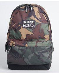 Superdry Camo Montana Rucksack - Multicolor