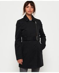 Superdry - Nordic Trench Coat - Lyst