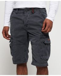 Superdry - Core Cargo Lite Shorts - Lyst
