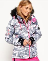 Superdry - Ultimate Snow Service Jacket - Lyst