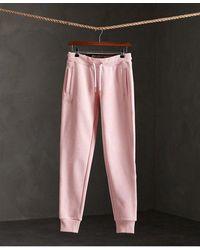 Superdry Orange Label Elite Joggers - Pink