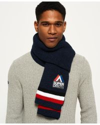 Superdry - Racer Scarf - Lyst