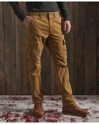 Superdry Recruit Grip 2.0 Trousers - Brown