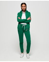 Superdry Joggers LA Athletic - Verde
