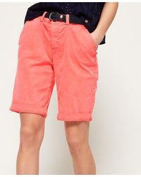Superdry International City Shorts - Multicolour