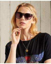 Superdry Ellen Sunglasses - Black
