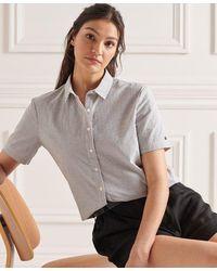 Superdry Studios Short Sleeved Shirt - Multicolour