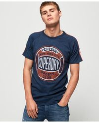 Superdry - Inter State T-shirt - Lyst