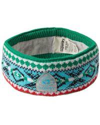 Superdry Alberta Headband - White