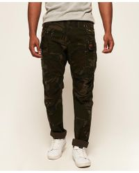 Superdry - Core Parachute Cargo Trousers - Lyst