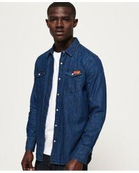 Superdry - Resurrection Shirt - Lyst