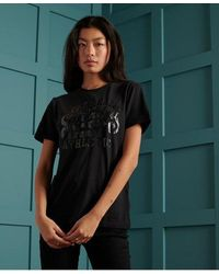 Superdry Black Out T-shirt