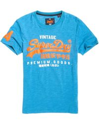 Superdry - Premium Goods Duo T-shirt - Lyst