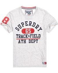 Superdry - Trackster Lite T-shirt - Lyst