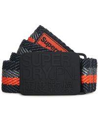Superdry - Supersid Belt - Lyst