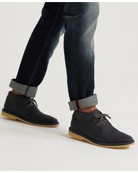 Superdry Winter Rallie Boots - Blue