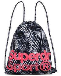 Superdry - Drawstring Sports Bag - Lyst