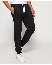 Superdry - Orange Label Cuffed Joggers - Lyst