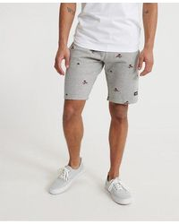Superdry All Over Print Shorts - Multicolour