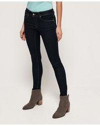 Superdry Cassie Skinny Jeans - Blue
