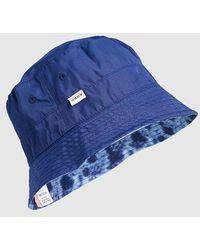 Superdry Reversible Bucket Hat - Blue