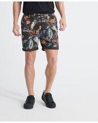 Superdry Pantalones cortos chinos Sunscorched - Multicolor