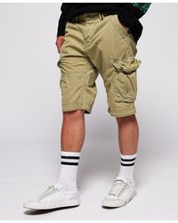 Superdry Core Cargo Lite Shorts - Green