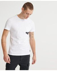 Superdry - Surplus Goods Classic Pocket T-shirt - Lyst