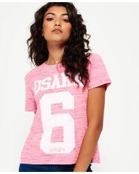 Superdry - Osaka Boxy T-shirt - Lyst