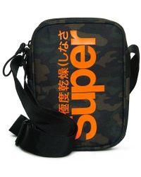Superdry Hamilton Pouch Bag - Multicolour