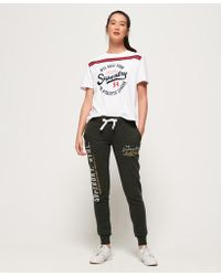 Superdry - Track & Field Joggers - Lyst