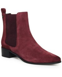 Superdry - Zoe Quinn High Chelsea Boots - Lyst