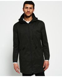 Superdry - Aviator Parka Jacket - Lyst