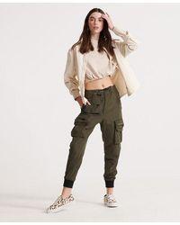 Superdry Pantalones cargo Namid - Multicolor