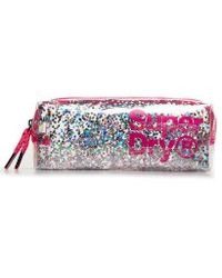 Superdry - Super Jelly Pencil Case - Lyst
