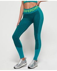 Superdry - Active Seamless Leggings - Lyst