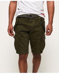 Superdry Core Cargo Heavy Shorts - Green