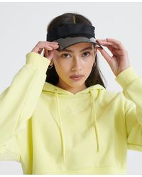 Superdry Jelly Visor - Black