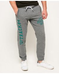 Superdry - Trackster Joggers - Lyst
