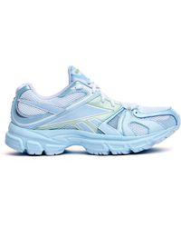 Vetements Light Blue Spike Runner 200 Trainers