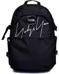 Yohji Yamamoto - Black New Era Backpack - Lyst ccfeb5cf2d
