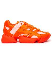 Junya Watanabe X Buffalo Orange Trainers