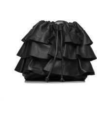 Y's Yohji Yamamoto - Leather Bag - Lyst