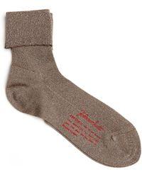 Faliero Sarti - Lurex Socks - Lyst