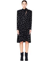 Vetements - Asymmetric Sleeve Dress - Lyst
